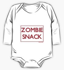 Zombie snack pack One Piece - Long Sleeve