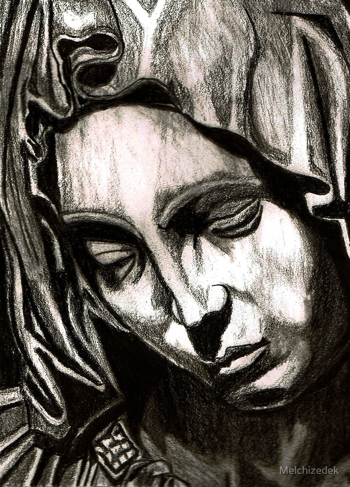 Mother Mary by Melchizedek