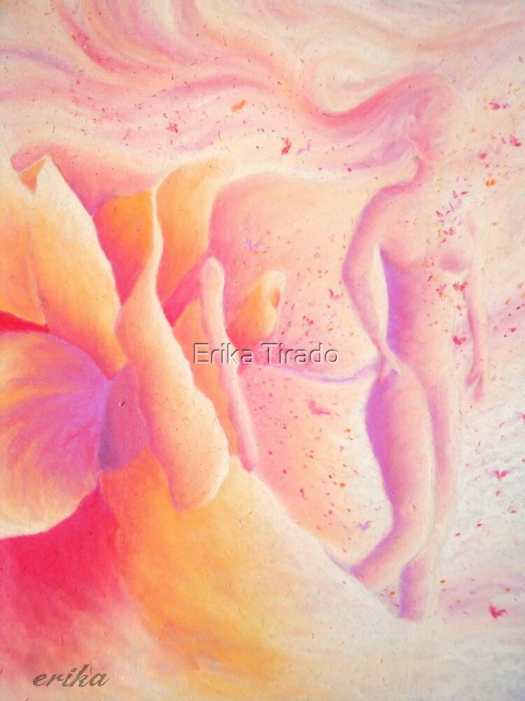 Curl of a Woman by Erika .