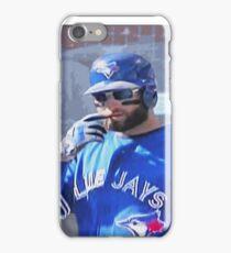 Kevin Pillar  Toronto Blue Jay iPhone Case/Skin