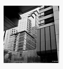 Sydney - Streetscape Photographic Print