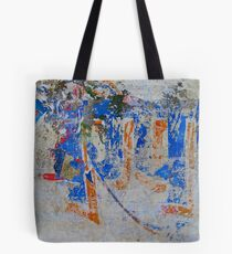 Red, white and blue...with other tints Tote Bag