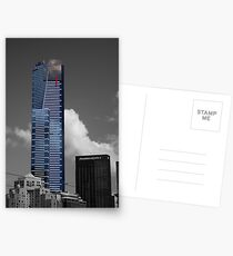 Eureka Tower Postcards