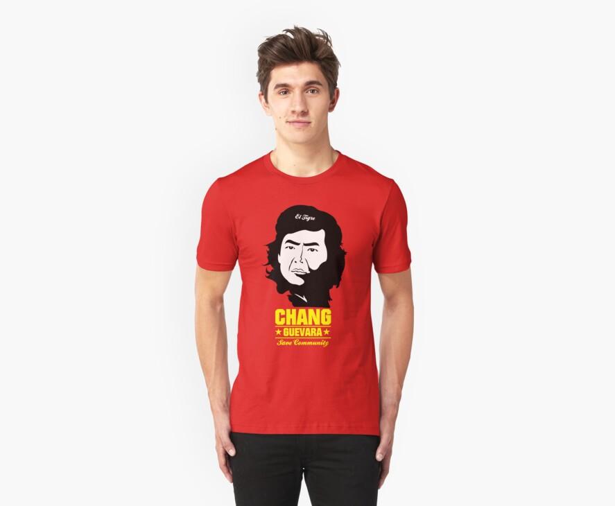 Chang Guevara by Tom Trager