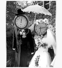 Wedding Time Poster
