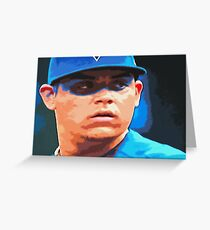 Roberto Osuna Greeting Card