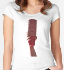 pucder? Women's Fitted Scoop T-Shirt