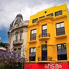 Colorful City by Viktoryia Vinnikava