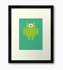 Mike Droidowski Framed Print