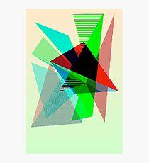 Vector Photographic Print