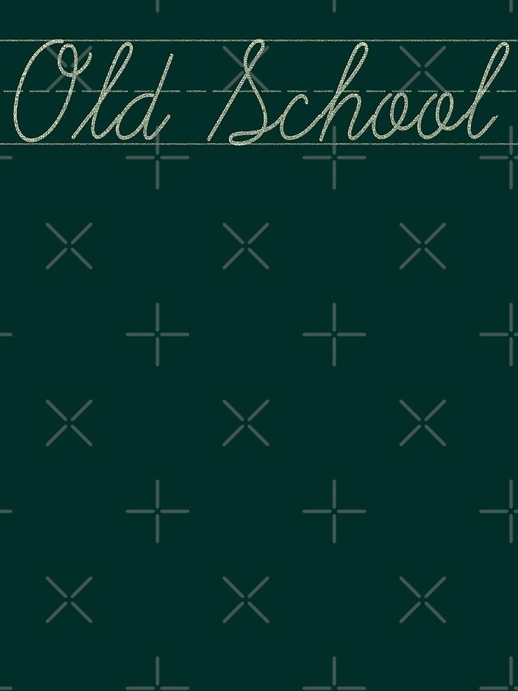 Old School by Amy-Elyse Neer
