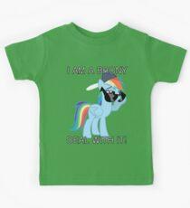 Rainbow Dash Brony Kids Clothes
