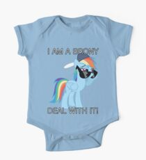 Rainbow Dash Brony Kids Clothes