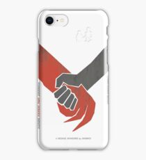 """DISTRICT 9 """"Support Non-human rights"""" 5 iPhone Case/Skin"""