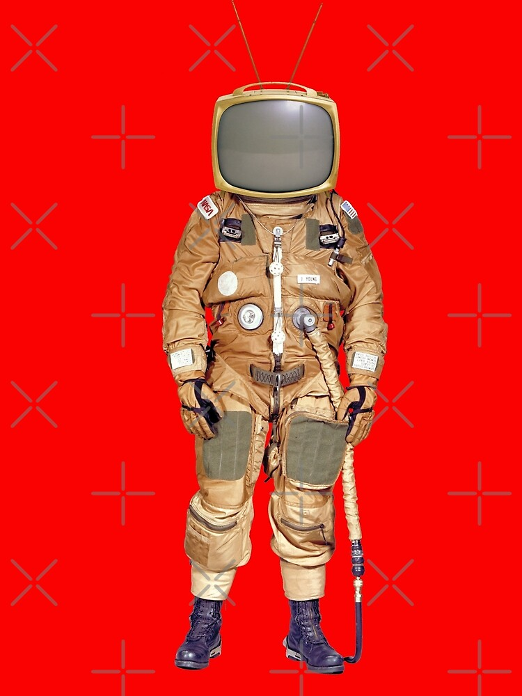 TV Astronaut by monsterplanet