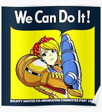 Póster ¡Podemos hacerlo!