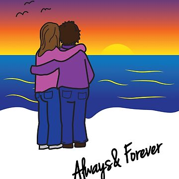 Always & Forever by phleabytes