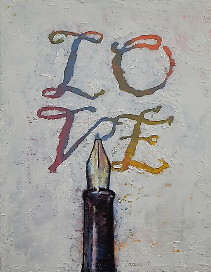 Love by Michael Creese