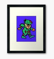 Undead Owsley Framed Print