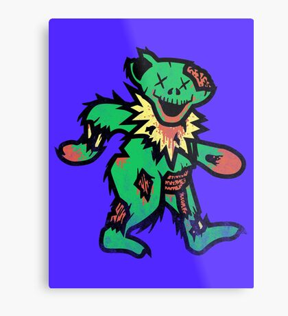 Undead Owsley Metal Print