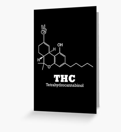 The Happy Chemical Greeting Card