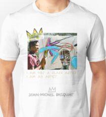 I am not a black artist Unisex T-Shirt