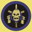 Elite Skeletor by Sacana