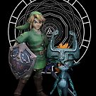 The Legend of Link and the Twilight Princess by studioofmm