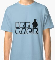 Ice Cage Penguin Classic T-Shirt