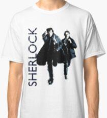 Sherlock Holmes and Doctor Watson! Classic T-Shirt