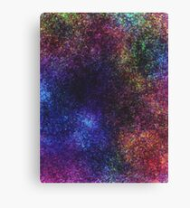 Nebulous Expanse of Space Canvas Print