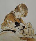 Best Buddies by Dianne  Ilka