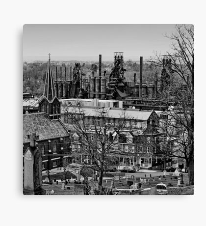 Southside Canvas Print