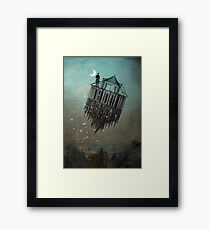 The Sandman Framed Print