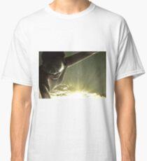 Swimming in the sunlight.....self portrait Classic T-Shirt