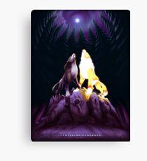 Twilight Symphony Canvas Print