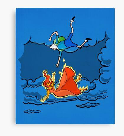Infinite Adventure Canvas Print