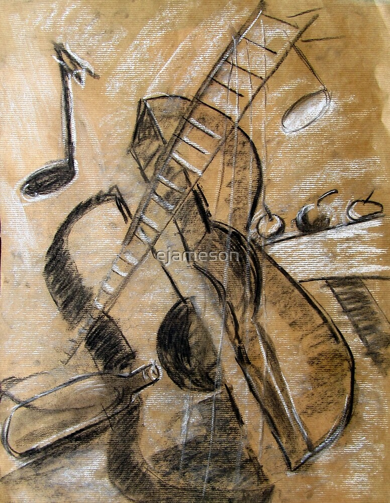 Fragmented  Guitar and music by ejameson