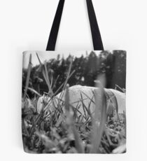 Man vs Nature Tote Bag