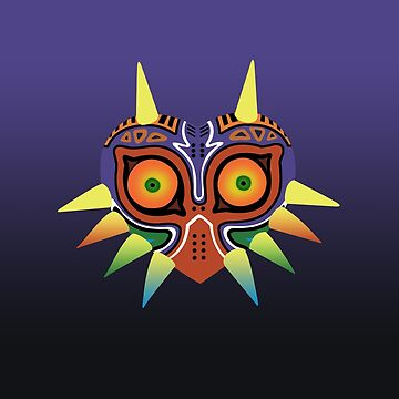 Majora's Mask by Link270