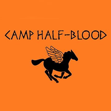 Camp Half-Blood by dellycartwright