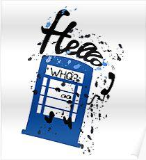 Hello Who? Poster