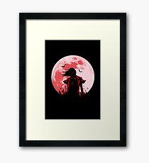 Alucard - True Vampire Framed Print