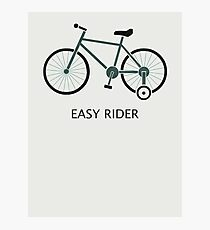 Easy Rider Photographic Print