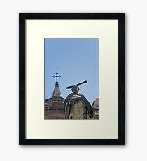 Saint Peter of Verona  Framed Print