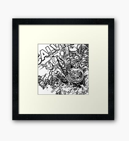 C.R.A.P. Home Collection 003 Framed Print