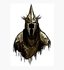 Witch King Fotodruck