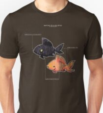 Anatomy of a Goldfish T-Shirt