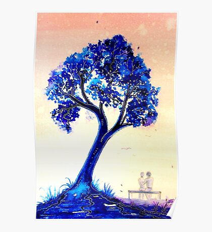 The Tree Seat Poster