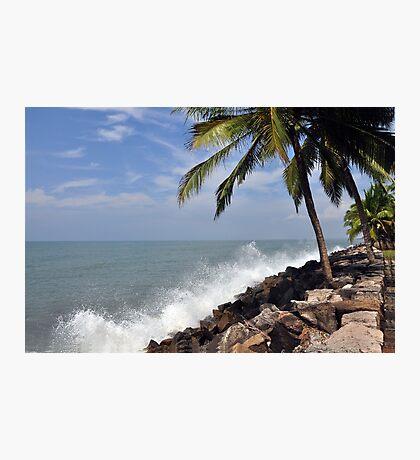 Sea shore Photographic Print